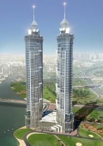 Hotel JW Marriott Marquis Tertinggi Di Dubai