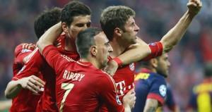 Bayern Munich Kalahkan Barcelona 4-0 Separuh Akhir Champions League