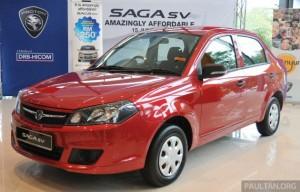 Proton Saga SV Serendah RM33,438