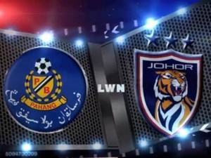 Johor Darul Takzim ke Akhir Piala FA