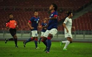 Harimau Malaya vs Chonburi FC 0-0