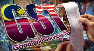 GST Ganti Cukai Jualan Mulai 1 April 2015