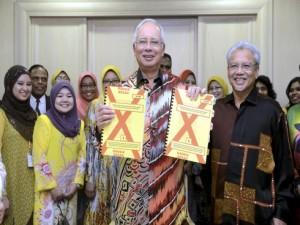 Bajet 2014 Perdana Menteri Datuk Seri Najib Tun Razak