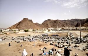 22,320 Jemaah Haji Malaysia Berada di Padang Arafah