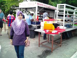 Pengalaman Makan Laksa Power Pulau Langkawi Kedah