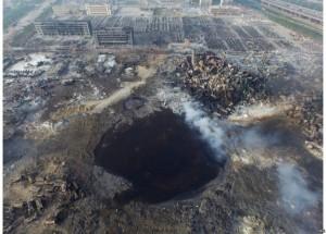 Bandar Tianjin China Diancam Letupan 700 Tan Sianida