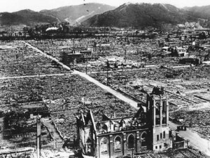 Sambutan Ulang Tahun ke-70 Tragedi Bom Atom di Hiroshima