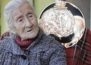 Wanita Estela Melendez Mengandung Janin Selama 60 Tahun
