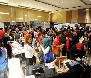 3000 Peluang Pekerjaan MyRezekiFest Kepada Belia