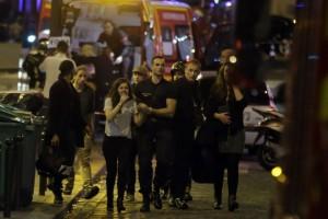 Perancis Isytihar Darurat Ratusan Maut Serangan di Paris