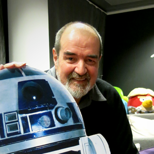 Prof Tony Dyson Pencipta Robot Star Wars Meninggal Dunia