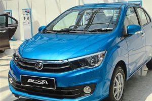 Perodua Bezza dilancarkan secara rasmi dengan tempahan 4028 unit