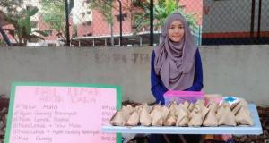 Penjual Nasi Lemak Anak Dara Seksyen 7 Shah Alam Tidur 4 Jam Sehari