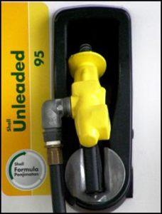 Minyak Petrol Percuma Untuk 250 Penunggang Motosikal di Tambun