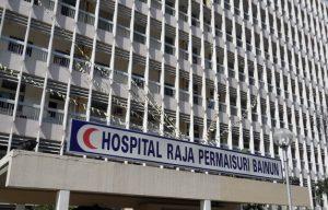 Wad Hospital Raja Permaisuri Bainun Dikosongkan Sebab Litar Pintas