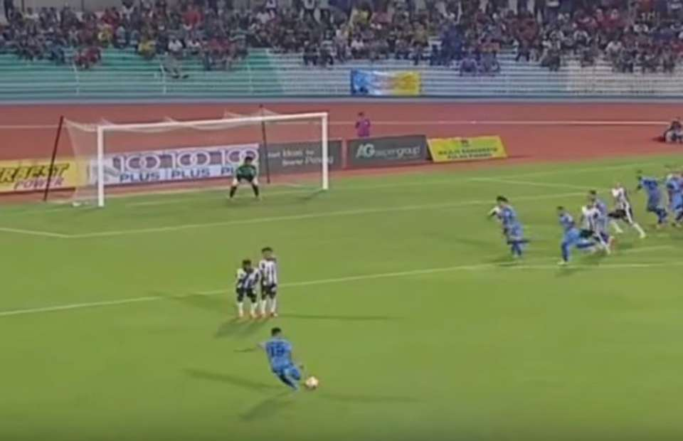 Jumlah Tontonan Seluruh Dunia Video Jaringan Gol Faiz Subri Tertinggi