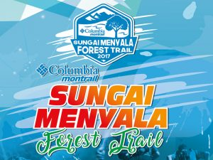 Pertandingan Larian Lasak Sungai Menyala Forest Trail 9 April 2017