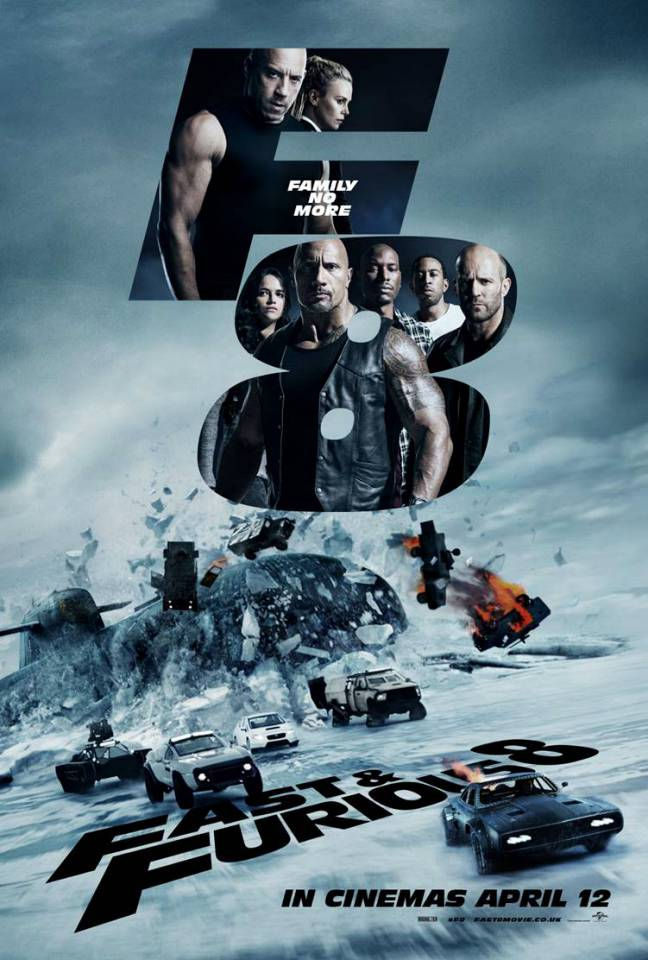 Pertandingan Simulasi Fast and Furious 8 di Pawagam TGV