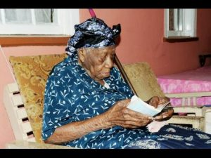 Wanita Jamaica Bernama Violet Brown Bergelar Manusia Tertua Di Dunia