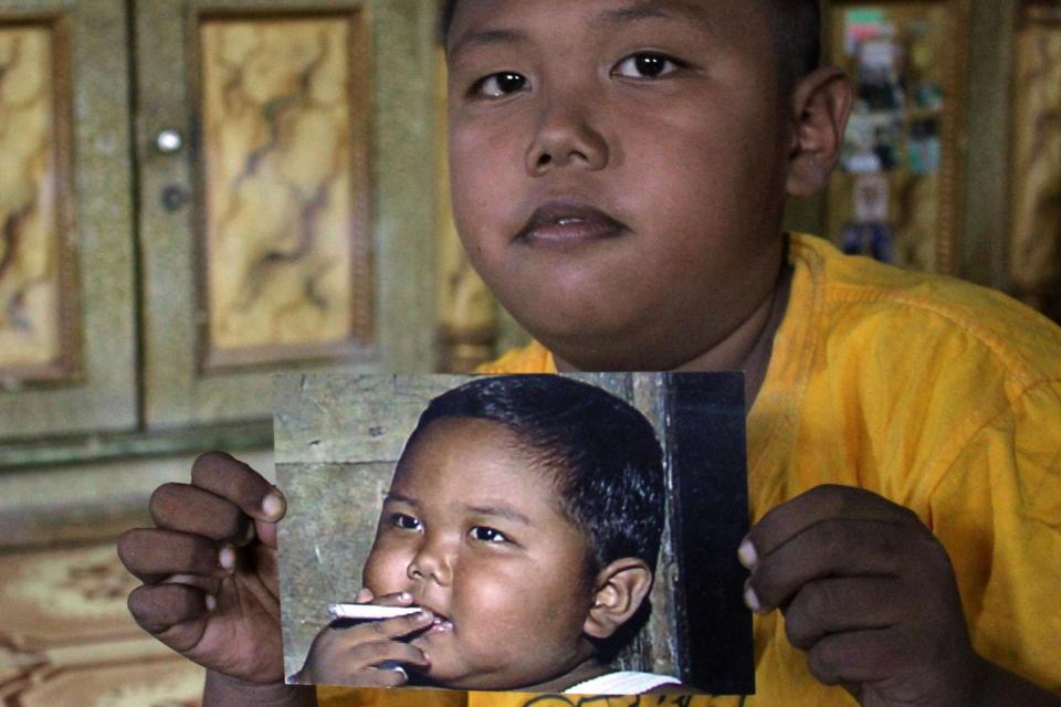 Kanak-Kanak Aldi Rizal Dahulu Ketagih Rokok Kini Pelajar Cemerlang