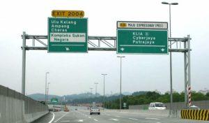 Tol Percuma Buat Pengguna Lebuh Raya MEX Sempena Hari Kemerdekaan