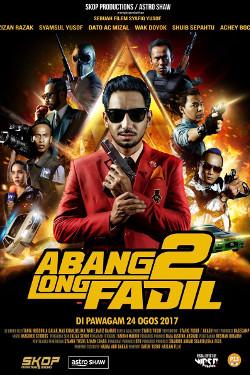 Filem Abang Long Fadil 2 Catat Rekod Baru Jualan Tertinggi