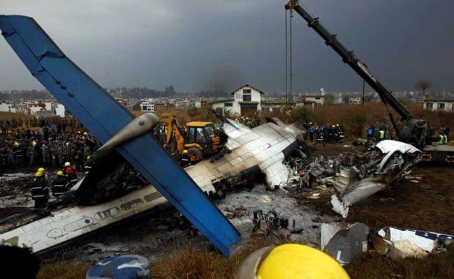 Pesawat Bangladesh Terhempas Menyebabkan 40 Penumpang Maut