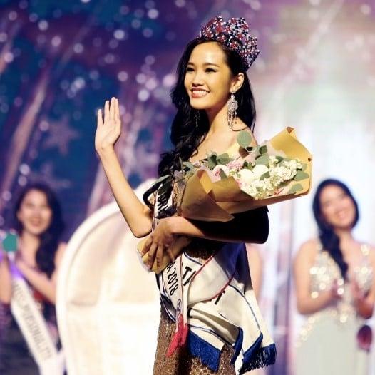 Larissa Ping Anak Kelahiran Sarawak Miss World Malaysia 2018