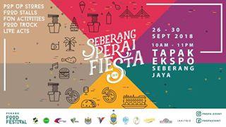 Seberang Perai Fiesta 2018 di Tapak Ekspo Seberang Jaya Pulau Pinang